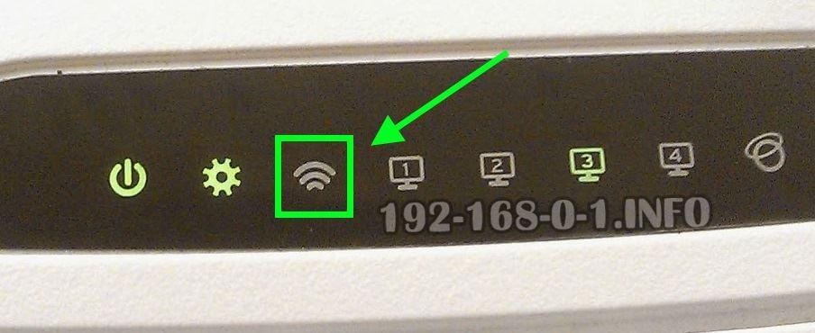 роутер не раздаёт wifi