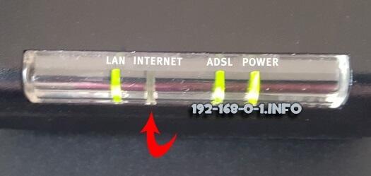 роутер не видит кабель интернета