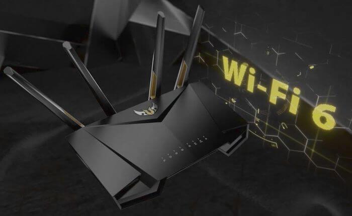 wi-fi 6 роутер