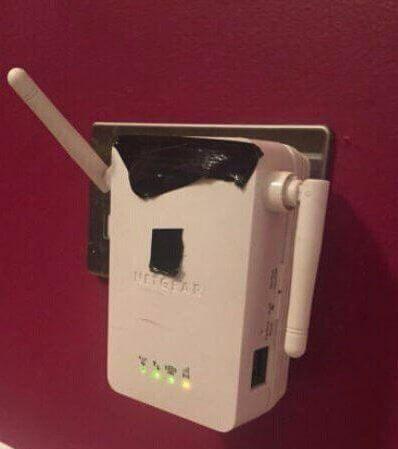 расширитель сигнала wifi